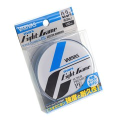 Varivas Light Game 150m #0.4 light blue